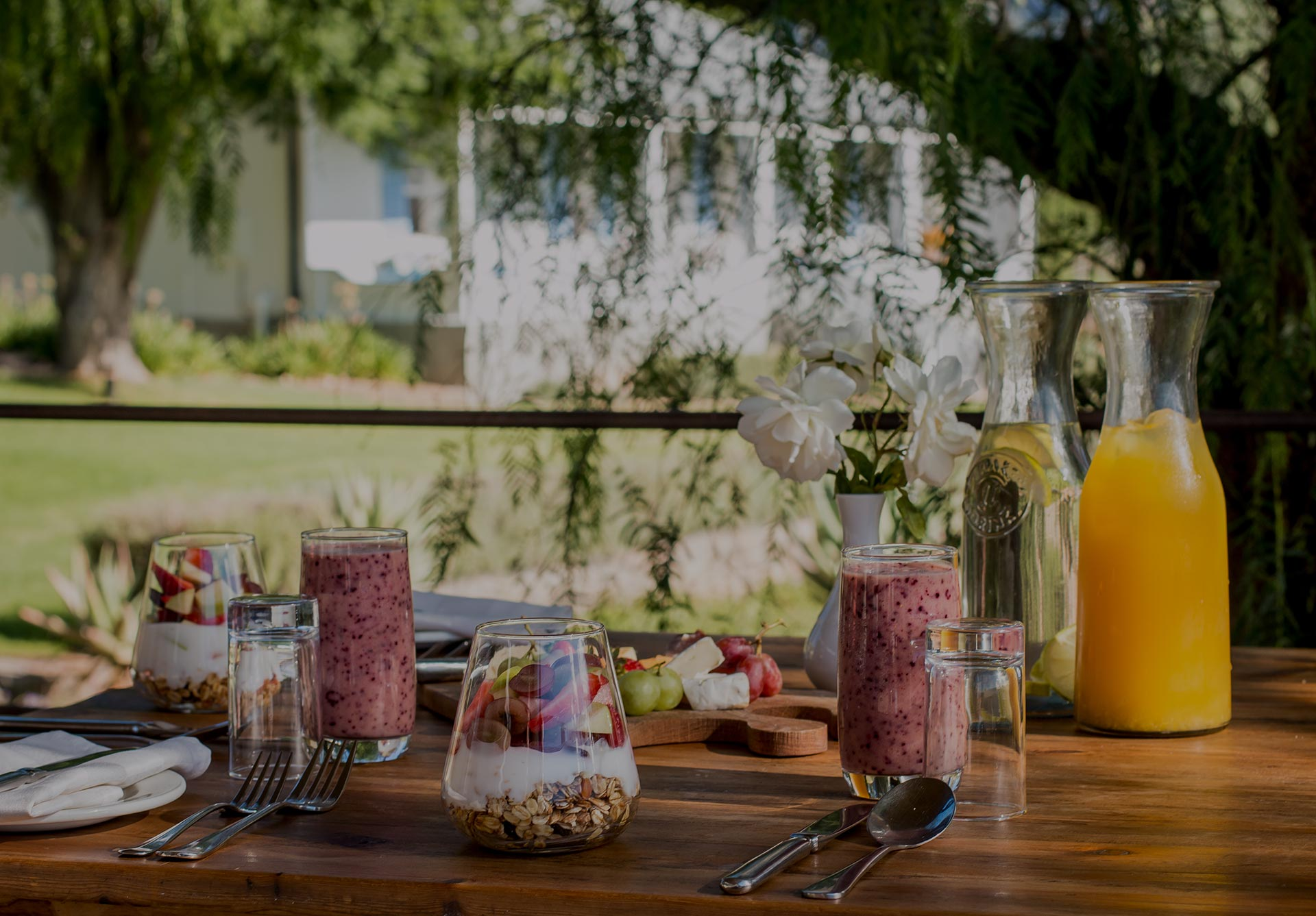 Swartberg Country Manor Picnic