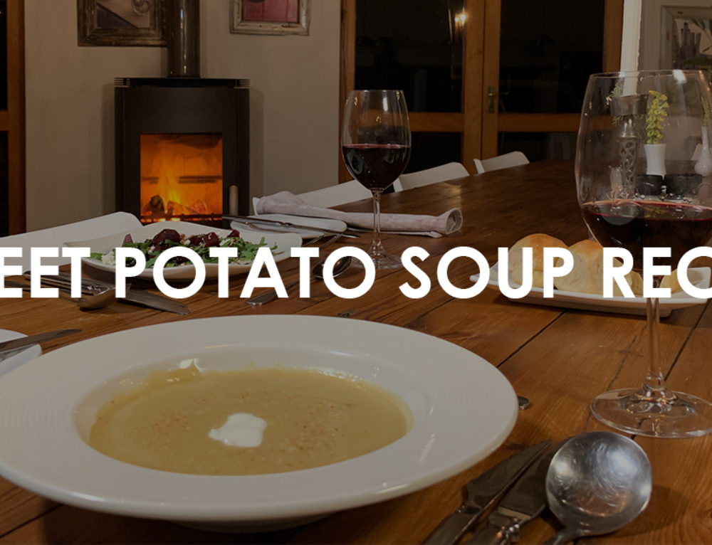 Sweet Potato & Coconut Soup Recipe